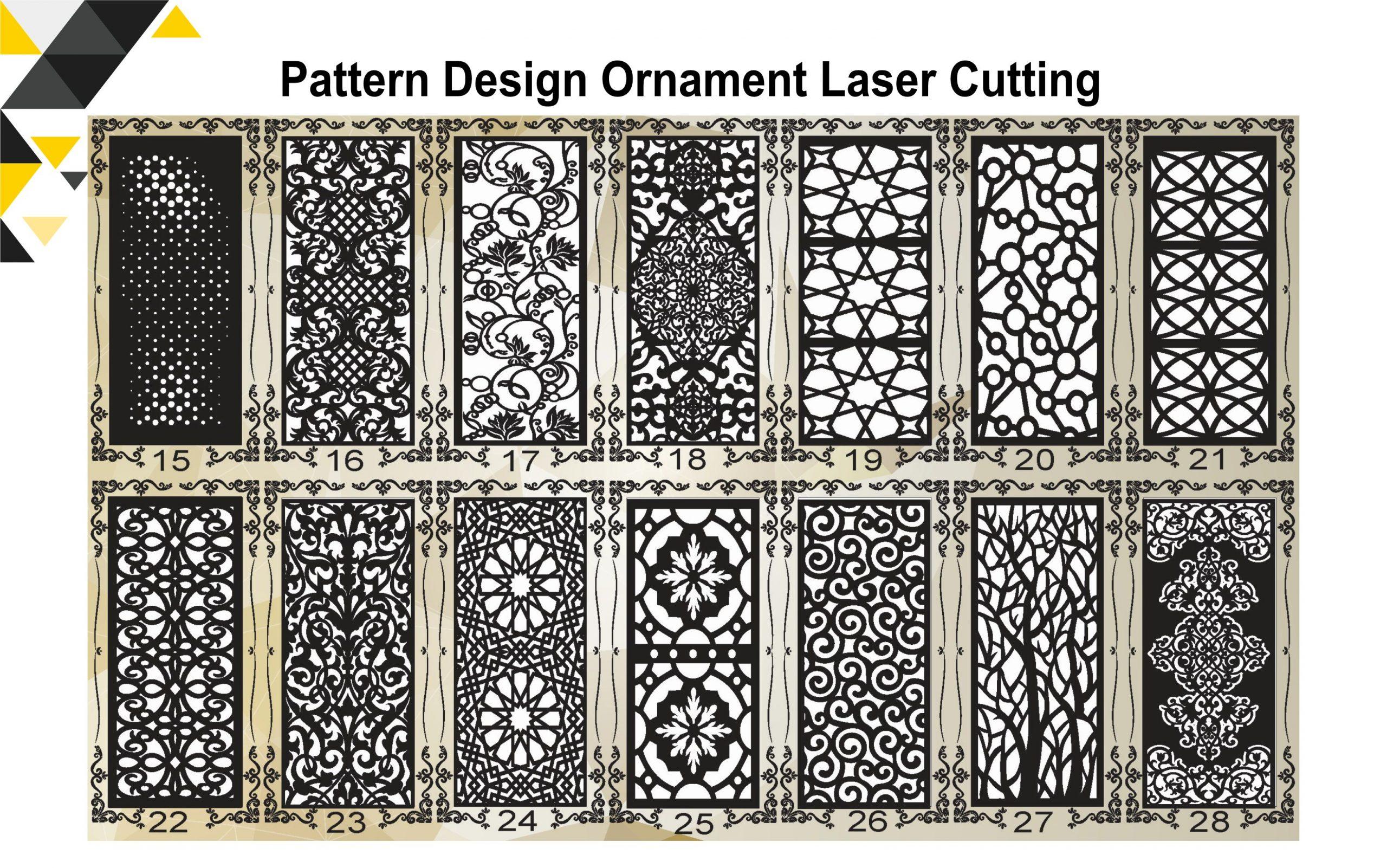 Pattern Design Ornament2