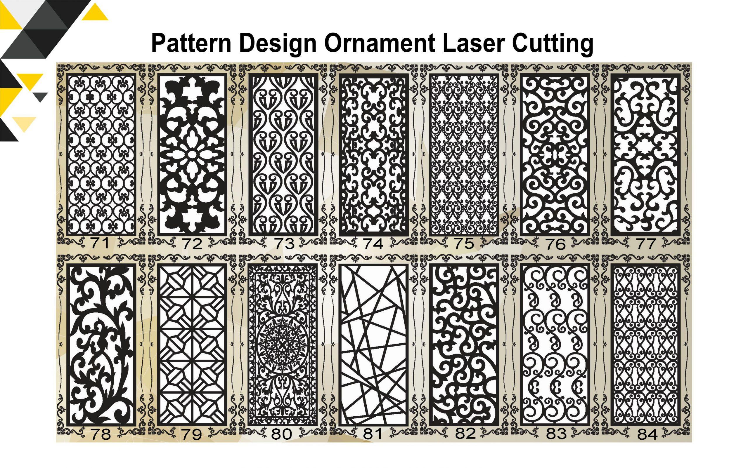 Pattern Design Ornament5