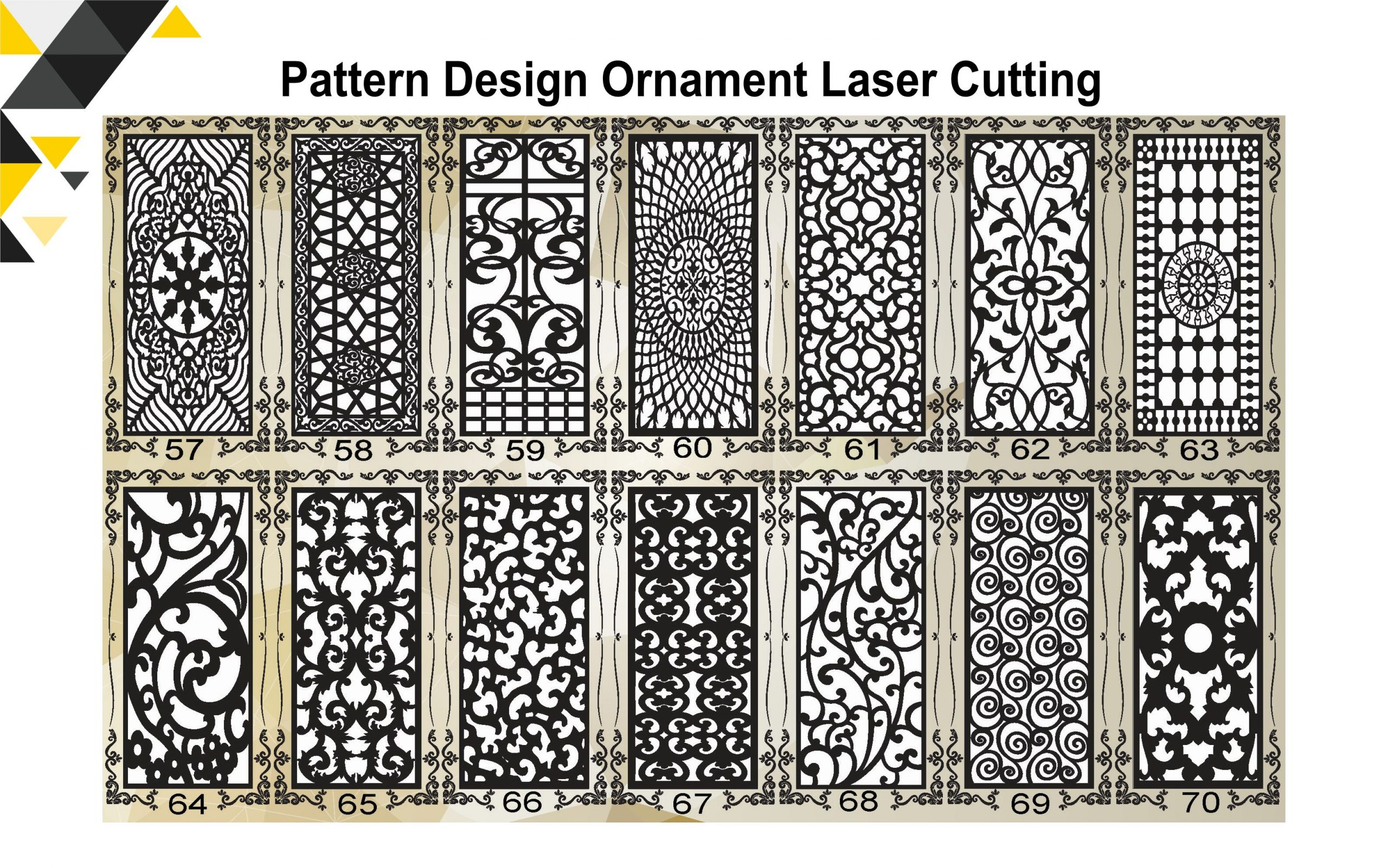pattern Design Ornament4